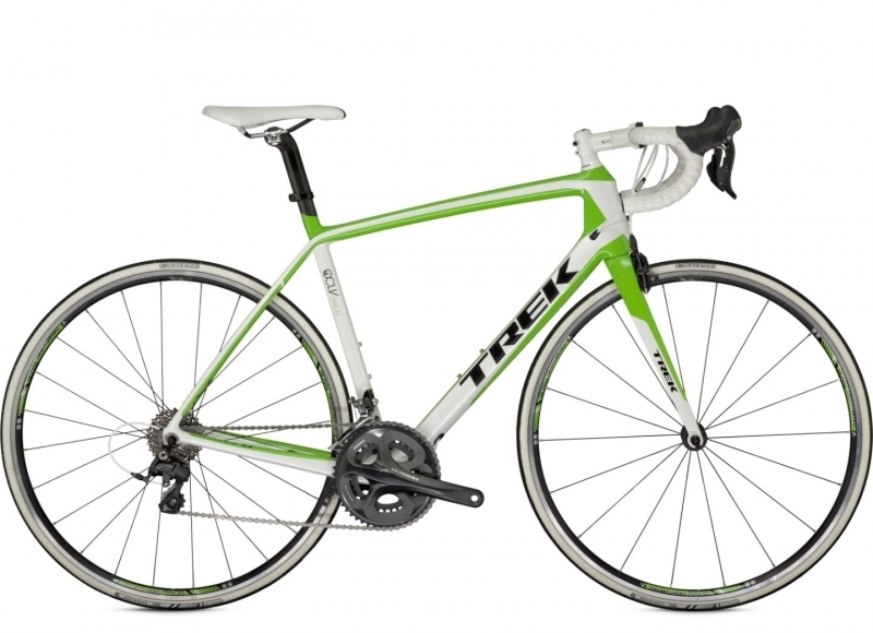trek madone 5 2 compact rennrad road bike fahrrad 2013 g nstig. Black Bedroom Furniture Sets. Home Design Ideas