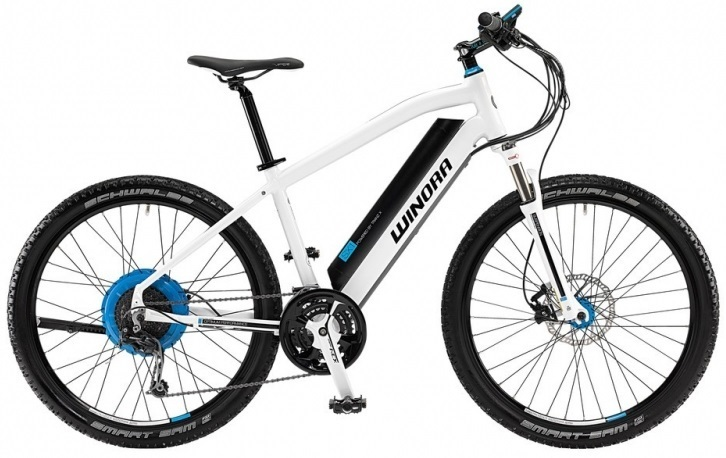 winora sx1 26 elektro mountain bike e bike pedelec 2014. Black Bedroom Furniture Sets. Home Design Ideas