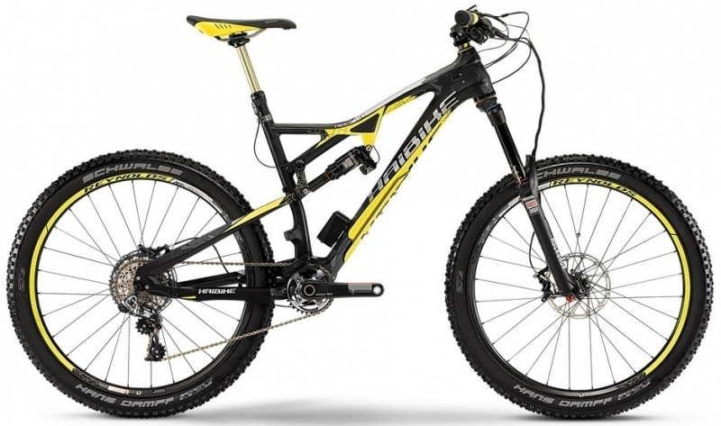 haibike heet 27 5r enduro all mountain bike preiswert. Black Bedroom Furniture Sets. Home Design Ideas