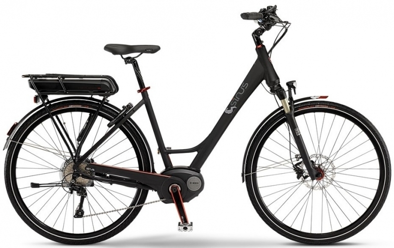 staiger sinus bt80 bosch trekking ebike 2015 online kaufen. Black Bedroom Furniture Sets. Home Design Ideas