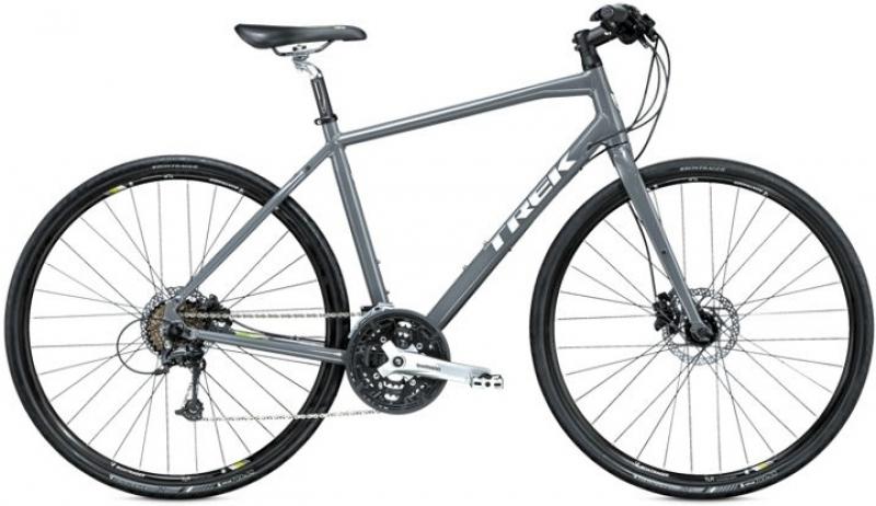 Trek 7.4 FX Disc Fitness Bike 2015 online preiswert günstig