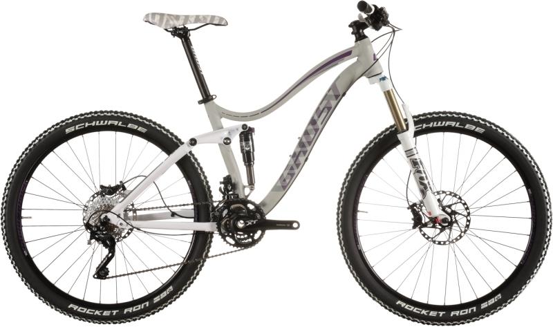 Ghost Lanao Fs 7 27 5r Womens Fullsuspension Mountain Bike