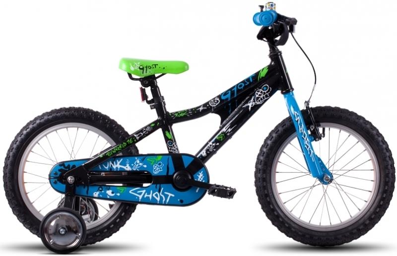 ghost powerkid 16r kinder mountain bike 2016 online preiswert neu. Black Bedroom Furniture Sets. Home Design Ideas