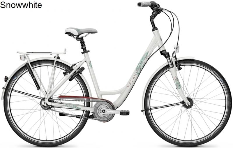 kalkhoff connect lady 8r city bike 2016 online preiswert g nstig. Black Bedroom Furniture Sets. Home Design Ideas