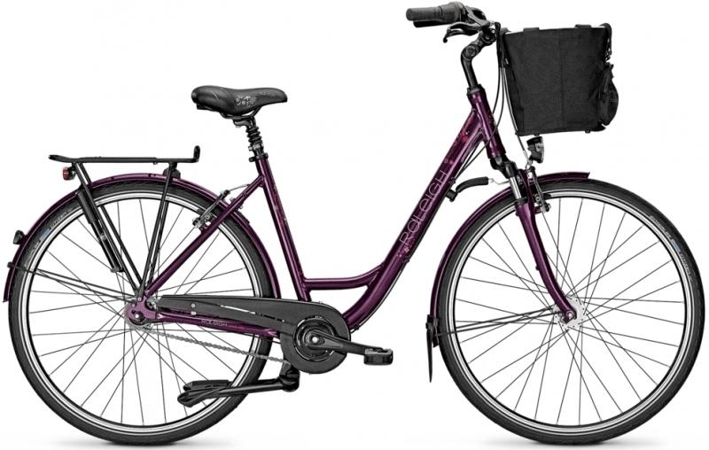raleigh unico life city bike 2016 online preiswert g nstig kaufen. Black Bedroom Furniture Sets. Home Design Ideas