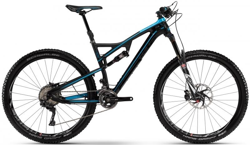 haibike heet 29r enduro all mountain bike 2016 online. Black Bedroom Furniture Sets. Home Design Ideas