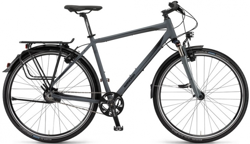 winora labrador 14 gang rohloff trekking bike 2016 online. Black Bedroom Furniture Sets. Home Design Ideas