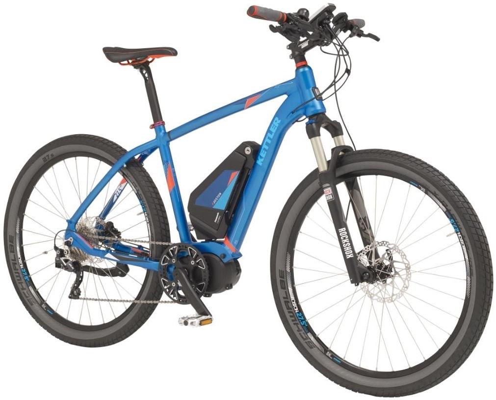 Kettler Boston E X Elektro Fahrrad Mountain Ebike 2016
