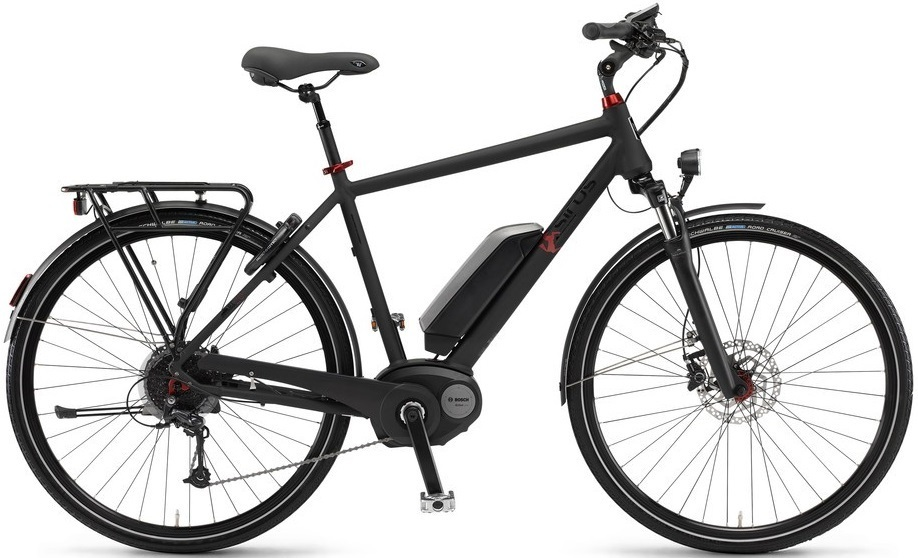 staiger sinus bt20 500wh elektro fahrrad trekking ebike. Black Bedroom Furniture Sets. Home Design Ideas