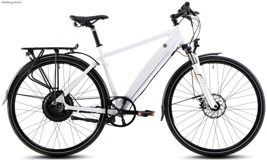 grace easy gates elektro fahrrad trekking ebike 2016. Black Bedroom Furniture Sets. Home Design Ideas