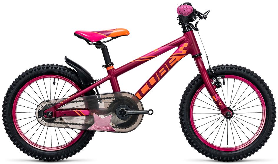 cube kid 160 16r kinder mountain bike 2017 online preiswert neu. Black Bedroom Furniture Sets. Home Design Ideas