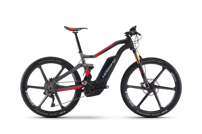 haibike xduro fullseven carbon 10 0 500wh mountain ebike 2017. Black Bedroom Furniture Sets. Home Design Ideas