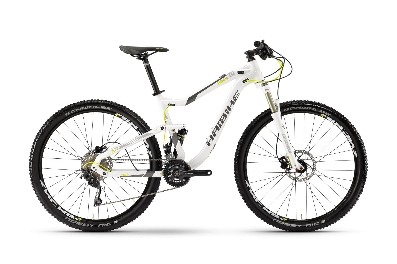 Haibike Seet Fullnine 7 0 29r Twentyniner Mountain Bike