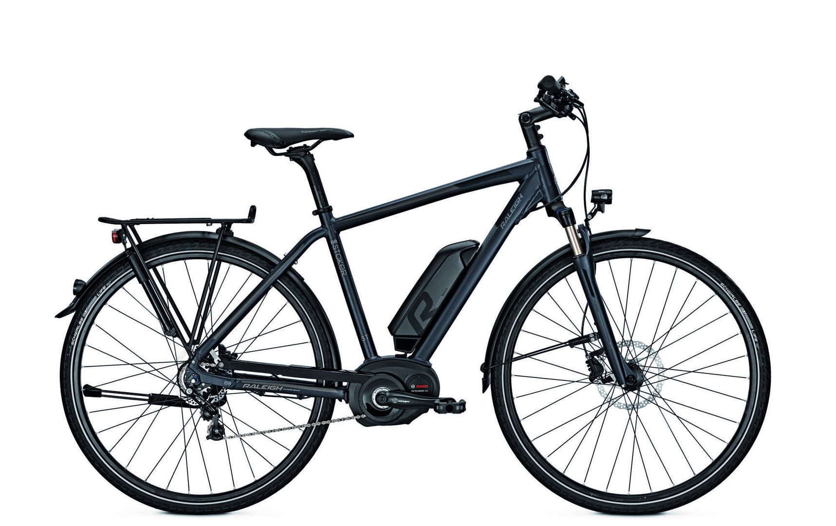 raleigh stoker b8 pro elektro fahrrad trekking ebike 2017. Black Bedroom Furniture Sets. Home Design Ideas