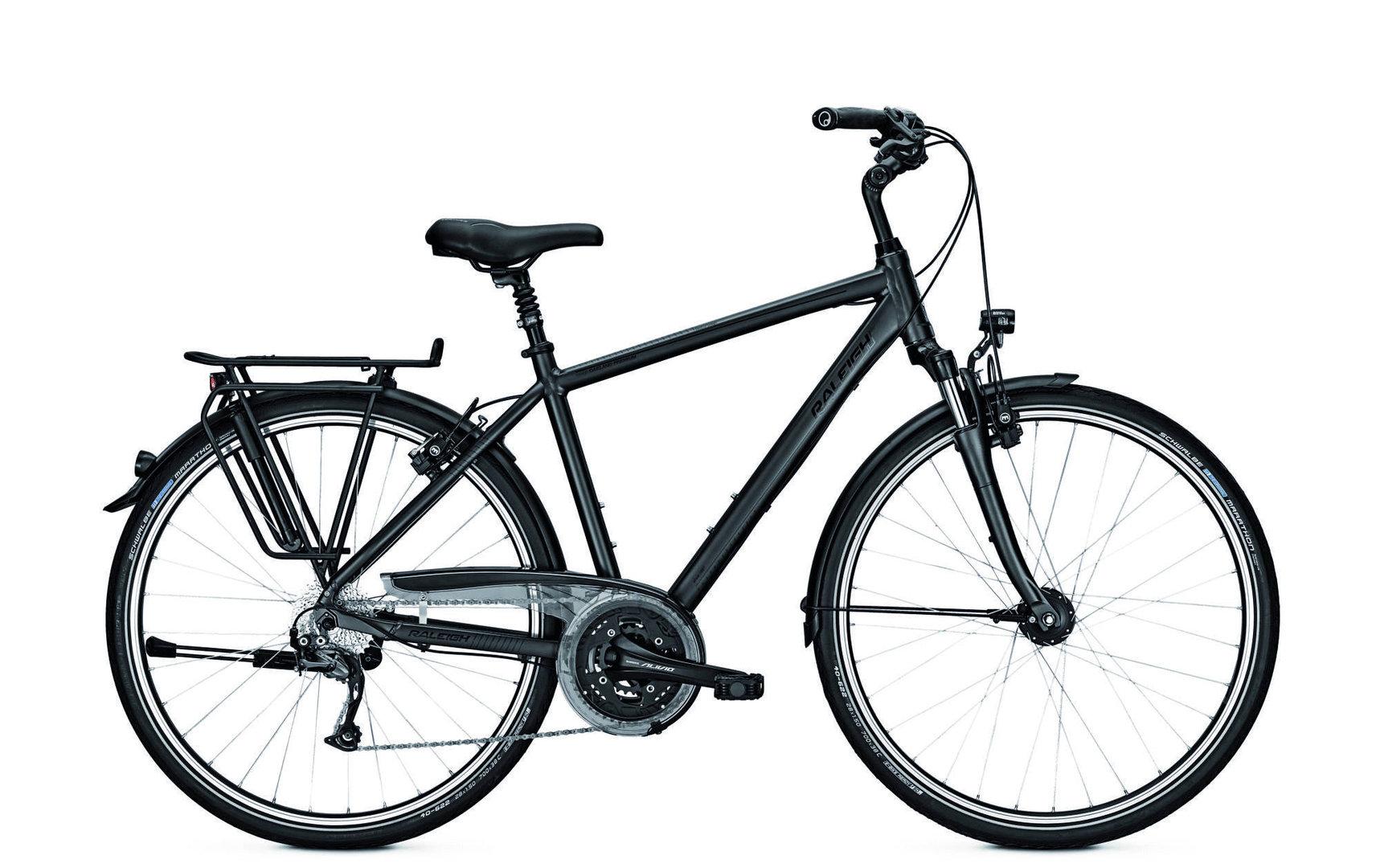 Raleigh Oakland Premium Trekking Bike 2017 Online Preiswert Neu