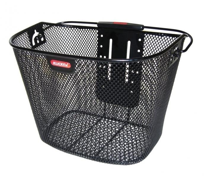 klickfix vorderrad fahrrad korb online preiswert g nstig. Black Bedroom Furniture Sets. Home Design Ideas