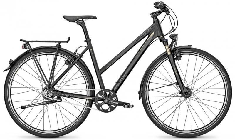 raleigh rushhour 8 0 rohloff trekking bike 2015 online. Black Bedroom Furniture Sets. Home Design Ideas