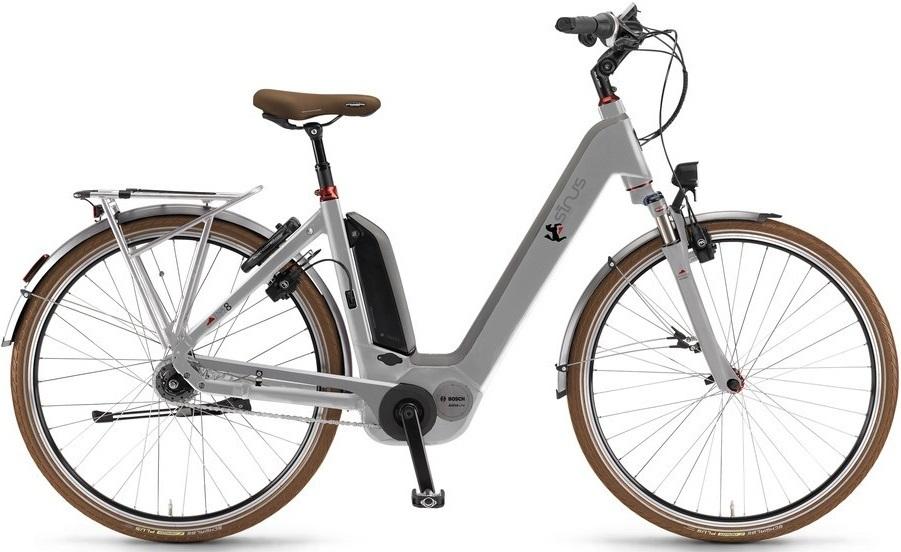 staiger sinus ena8 elektro fahrrad city ebike 2016 online neu. Black Bedroom Furniture Sets. Home Design Ideas