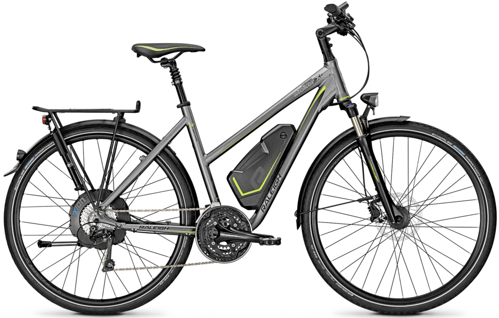 raleigh stoker x5 elektro fahrrad trekking ebike 2016. Black Bedroom Furniture Sets. Home Design Ideas