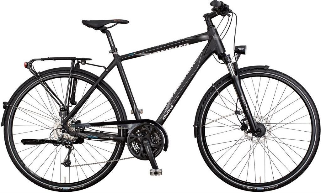 kreidler raise rt6 trekking bike 2016 online preiswert g nstig. Black Bedroom Furniture Sets. Home Design Ideas
