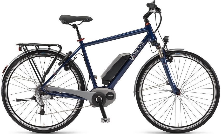 staiger sinus bt40 elektro fahrrad trekking ebike 2016 g nstig. Black Bedroom Furniture Sets. Home Design Ideas