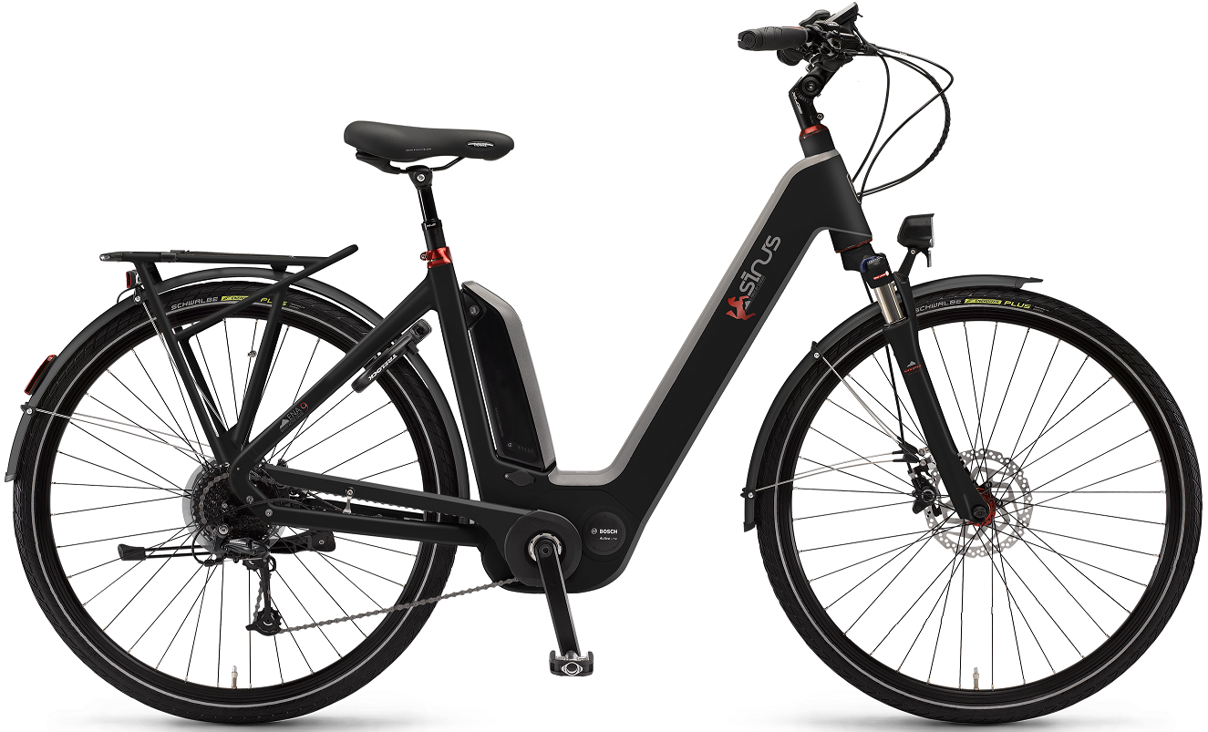 staiger sinus ena9 elektro fahrrad city ebike 2016 online. Black Bedroom Furniture Sets. Home Design Ideas
