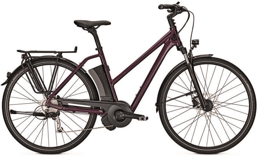 kalkhoff pro connect i9 14 5ah elektro fahrrad trekking. Black Bedroom Furniture Sets. Home Design Ideas