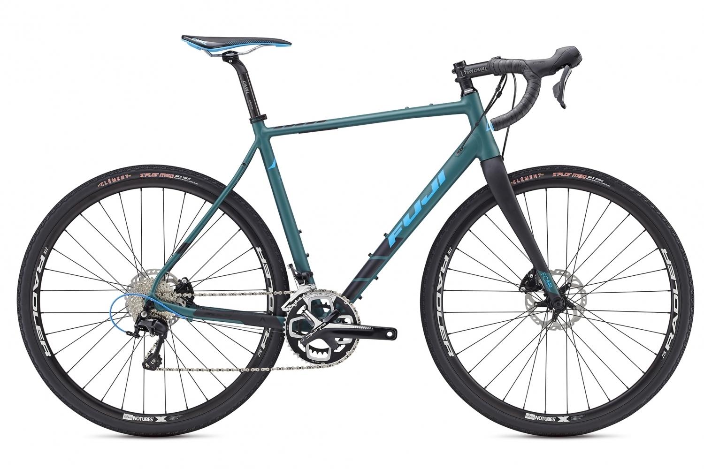 fuji jari 1 3 gravel cyclocross bike 2017 online g nstig. Black Bedroom Furniture Sets. Home Design Ideas