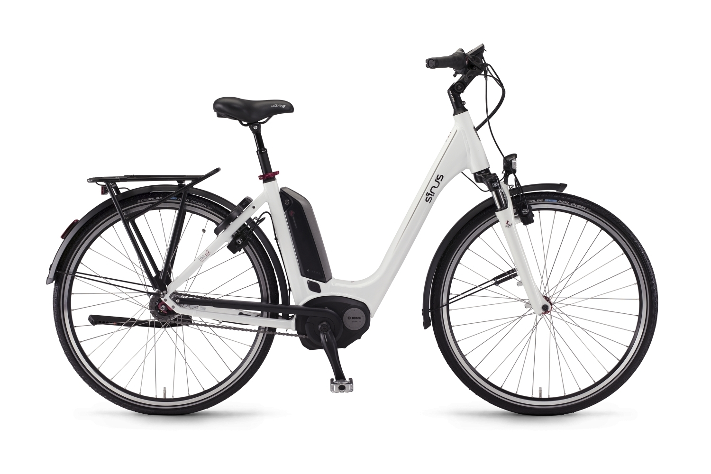 sinus tria n7f elektro fahrrad city ebike 2017. Black Bedroom Furniture Sets. Home Design Ideas