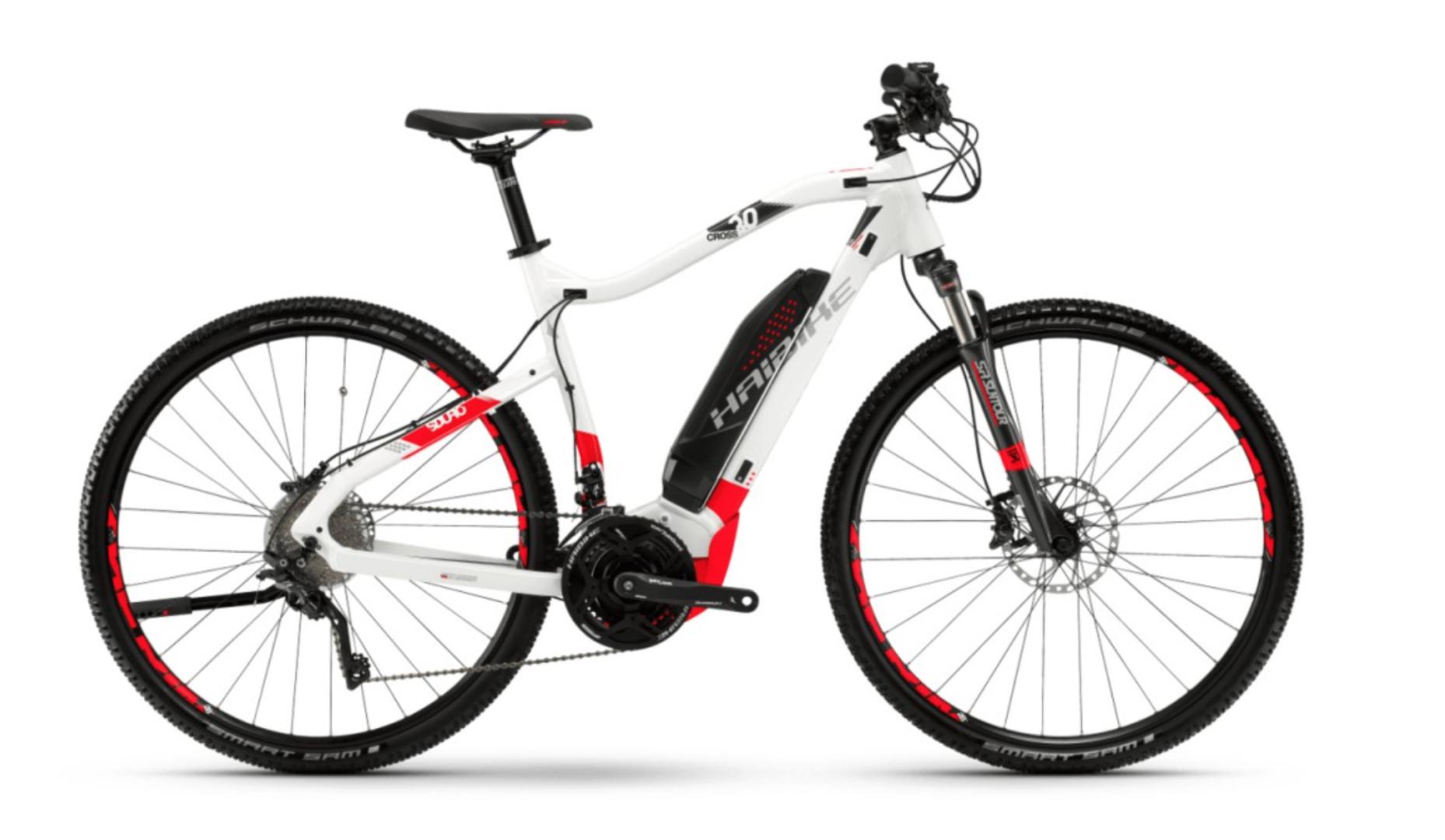 haibike sduro cross 6 0 500wh yamaha elektro fahrrad 2018 neu. Black Bedroom Furniture Sets. Home Design Ideas