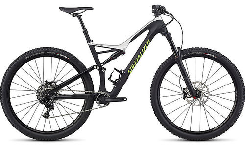 Specialized Stumpjumper FSR Comp Carbon 29R Twentyniner All Mountain Bike 2017