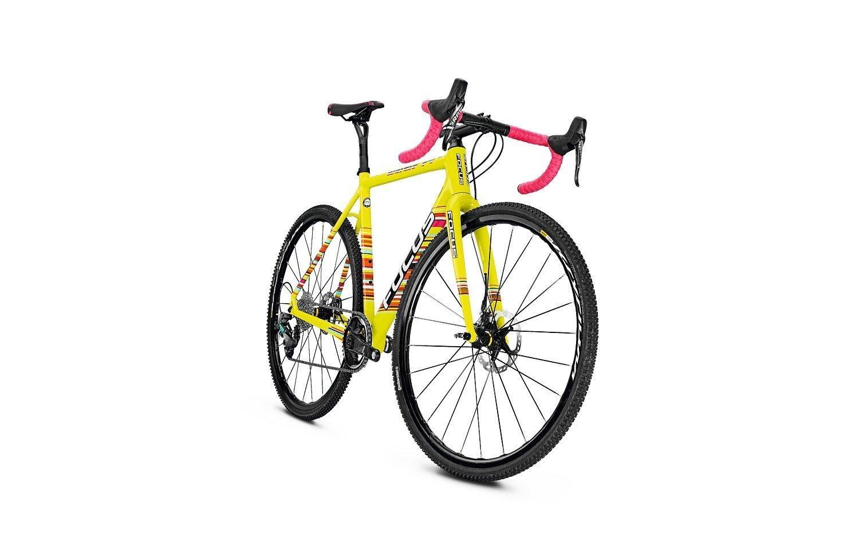 focus mares force 1 cyclocross bike 2018 neu g nstig kaufen. Black Bedroom Furniture Sets. Home Design Ideas