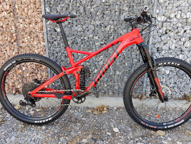 Ghost Slamr 6 7 Al U 27 5r Fullsuspension Mountain Bike