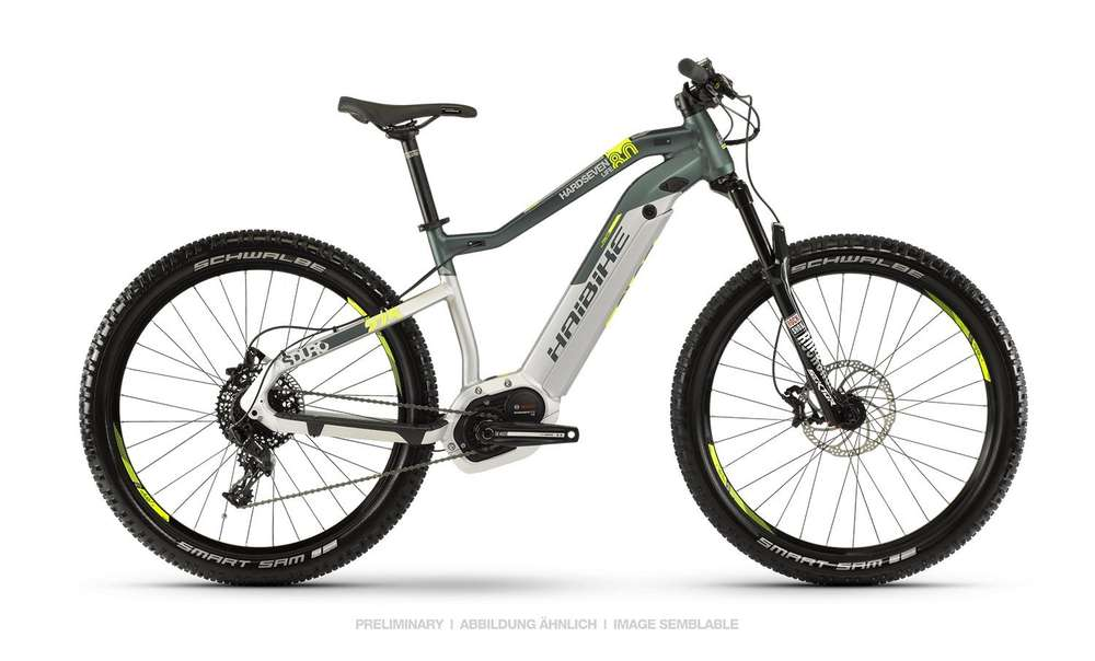 d21a76ae609796 Haibike SDURO HardSeven Life 8.0 Bosch Elektro Fahrrad 2019 NEU