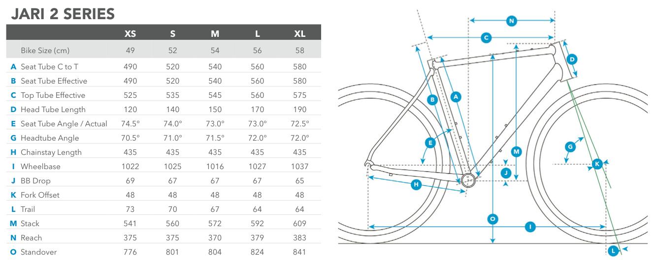 Fuji Jari 2 5 Cyclocross Bike 2019 Online Neu G 252 Nstig Kaufen